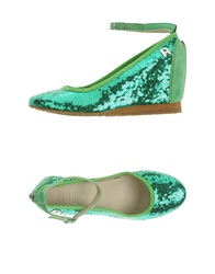 Ruco Line Pumps Green