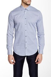 Moods Of Norway Robin Slim Fit Shirt Blue
