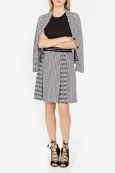 Missoni Women S Zigzag Knit Blazer Boutique1 2074