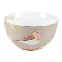 Pip Studio Early Bird Bowl Khaki