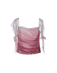 Caractere Tops Pastel Pink