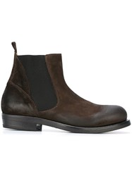 Buttero Chelsea Boots Brown