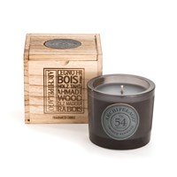 Archipelago Botanicals Scented Candle Smoked Ash And Wood