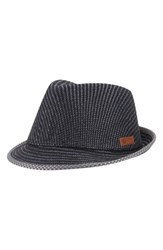 Men's Ben Sherman Straw And Cotton Trilby
