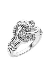 Lagos Women's 'Love Knot' Ring