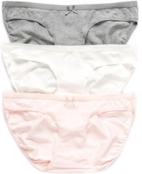Motherhood Maternity Bikini 3 Pack Panties