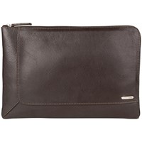 Hidesign Eastwood 05 A4 Leather Folio Brown