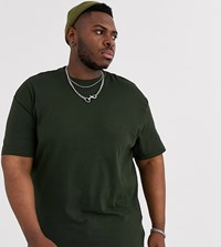 Only And Sons Oversized T Shirt In Green