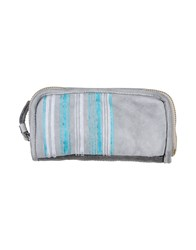 Caterina Lucchi Wallets Grey