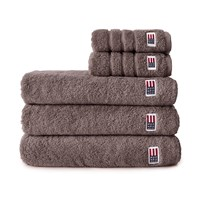 Lexington Original Towel Chocolate Guest Towel
