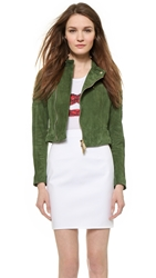 Dsquared Suede Jacket
