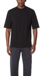 Tom Wood Comfry Tee Black