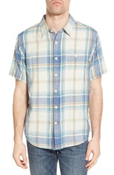 True Grit Men's Maverick Plaid Sport Shirt