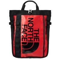 The North Face Basecamp Tote Bag Red