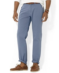 Polo Ralph Lauren Classic Fit Flat Front Chino Pant