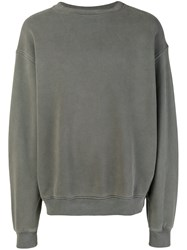 Yeezy Oversized Sweatshirt Grey