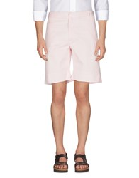Fred Perry Bermudas Pink