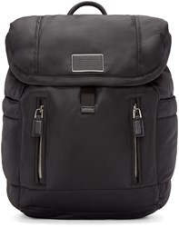Marc By Marc Jacobs Black Nylon Palma Backpack