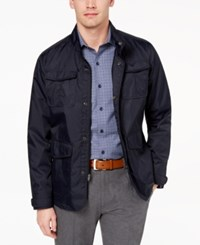 Tasso Elba Men's Four Pocket Jacket Deep Well