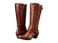 Cobb Hill Ashlyn Brown Women's Pull On Boots