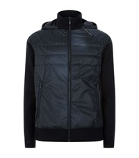 Porsche Design Reflective Mix Jacket Male Black