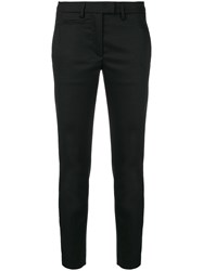 Dondup Tailored Trousers Black