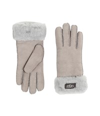 Ugg Classic Turn Cuff Glove Seal Extreme Cold Weather Gloves Blue