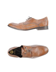H By Hudson Lace Up Shoes Brown