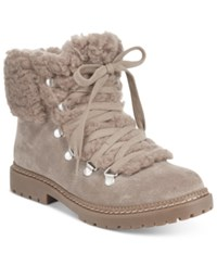 Inc International Concepts Women's Pamelia Boots Only At Macy's Women's Shoes Warm Taupe