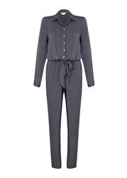 Ghost Rona Jumpsuit Charcoal