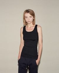 Hanro Soft Touch Tank Top Black