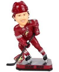 Forever Collectibles Shane Doan Arizona Coyotes Springy Logo Bobble Figurine Red