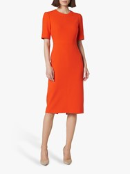 Lk Bennett L.K.Bennett Elene Shift Dress Orange