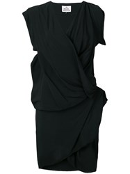 Vivienne Westwood Asymmetric Mini Dress Black