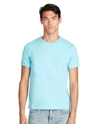 Polo Ralph Lauren Short Sleeve T Shirt French Turquoise