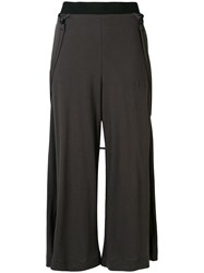 Lost And Found Ria Dunn Bretelle Pant Grey