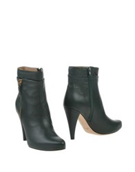 Gianni Marra Ankle Boots Deep Jade