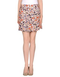 Paul And Joe Sister Skirts Mini Skirts Women Light Pink