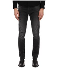 The Kooples Washed Black Denim Pants