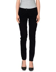 Duck Farm Trousers Casual Trousers Women Black