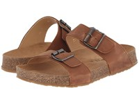 Haflinger Andrea2 Brown Women's Sandals