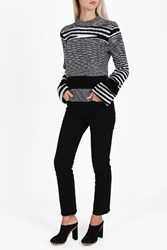 Missoni Space Dye Cashmere Jumper Black