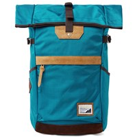 Master Piece Over V6 Roll Top Backpack Green