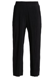 Selected Femme Sfplanni Trousers Black