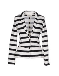 Suoli Suits And Jackets Blazers Women White