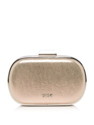 Biba Frame Box Clutch Bag Pink