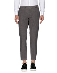 Michael Coal Casual Pants Dove Grey