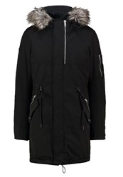 Khujo Dock Parka Black