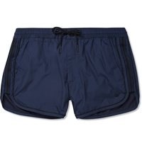 Marc By Marc Jacobs Shell Swim Shorts Blue
