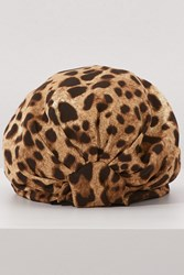 Dolce And Gabbana Leopard Turban